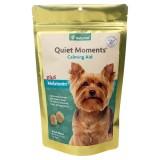 NaturVet® Quiet Moments® Calming Aid Plus Melatonin Soft Chews