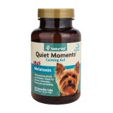 NaturVet® Quiet Moments® Calming Aid Plus Melatonin Chewable Tabs