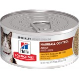 Hill's® Science Diet® Adult Hairball Control Savory Chicken Entrée Canned Cat Food