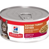 Hill's® Science Diet® Adult 1-6 Savory Turkey Entrée Canned Cat Food