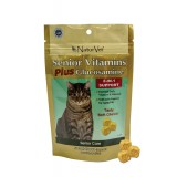 NaturVet® Senior Vitamins Plus Glucosamine Soft Chews Cat