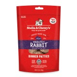 Stella & Chewy's® Freeze-dried Patties Absolutely Rabbit Dinner