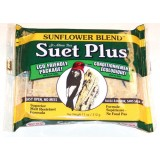 Wildlife Sciences Suet Plus® Sunflower Blend™ Suet