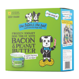 The Bear & The Rat® Bacon & Peanut Butter Frozen Yogurt 4ct