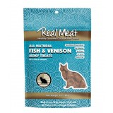 Real Meat Jerky Treats Fish & Venison