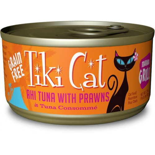Ingredients In Tiki Canned Cat Food