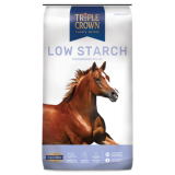 Triple Crown® Low Starch Horse Feed