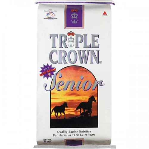 Triple Crown® Senior Horse Feed