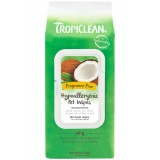 TropiClean® Hypoallergenic Wipes