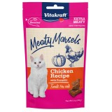 Vitakraft® Meaty Morsels Chicken with Pumpkin Cat Treats