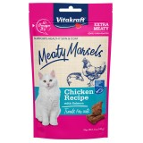 Vitakraft® Meaty Morsels Chicken with Salmon Cat Treats