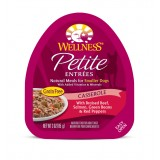 Wellness® Petite Entrées Casserole with Braised Beef Dog Food