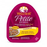 Wellness® Petite Entrées Casserole with Tender Chicken Dog Food