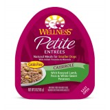 Wellness® Petite Entrées Casserole with Roasted Lamb Dog Food
