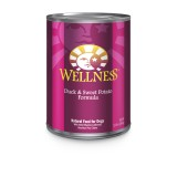 Wellness® Complete Health Duck & Sweet Potato Canned Dog Food