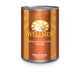 Wellness® Complete Health Turkey & Sweet Potato Canned Dog Food