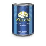 Wellness® Complete Health Whitefish & Sweet Potato Canned Dog Food