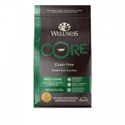 Wellness Core Wild Game Dog Food