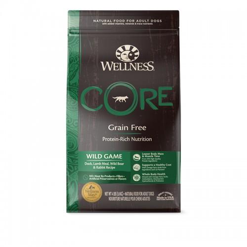 Wellness Core Wild Game Dog Food
