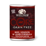 Wellness® CORE® Beef, Venison, & Lamb Canned Dog Food