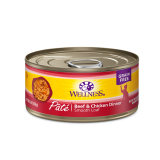 Wellness® Complete Health™ Pâté Beef & Chicken Canned Cat Food