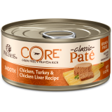 Wellness® CORE® Pâté Chicken, Turkey, & Chicken Liver Canned Cat Food