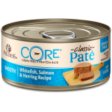 Wellness® CORE® Pâté Whitefish, Salmon & Herring Canned Cat Food
