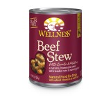 Wellness® Homestyle Grain Free Beef Stew Canned Dog Food