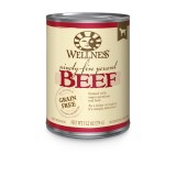 Wellness® Ninety-Five Percent Beef Canned Dog Food