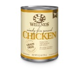 Wellness® Ninety-Five Percent Chicken Canned Dog Food