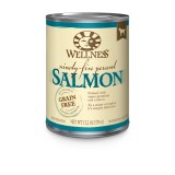 Wellness® Ninety-Five Percent Salmon Canned Dog Food