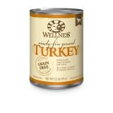 Wellness® Ninety-Five Percent Turkey Canned Dog Food