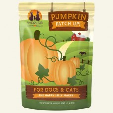 Weruva Pumpkin Patch Up!