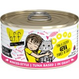 Weruva BFF Tuna & Chicken 4Eva Dinner Canned Cat Food