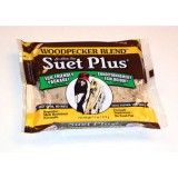Wildlife Sciences Suet Plus® Woodpecker Blend™ Suet