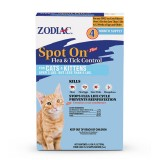 Zodiac® Spot On® Plus for Cats & Kittens 3 to 5 lbs.