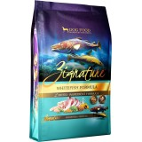 Zignature® Whitefish Limited Ingredient Dog Food