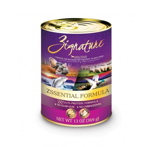 Review Zignature Dog Food