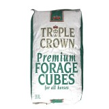 Triple Crown® Forage Alfalfa Cubes