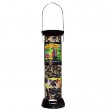 "Droll Yankees® Onyx Clever Clean 12"" Sunflower/Mixed Seed Feeder"