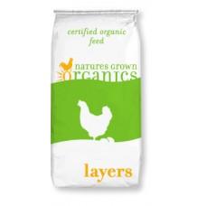 Nature's Grown Organics Layer 16% Chicken Feed