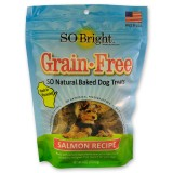 SO Bright® Grain Free Salmon Baked Treats