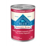 Blue™ Homestyle Recipe Fish Dinner Canned Dog Food