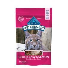 Blue™ Wilderness® Soft-Moist Treats Chicken & Salmon
