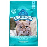 Blue™ Wilderness® Indoor Hairball Control Adult Cat Food