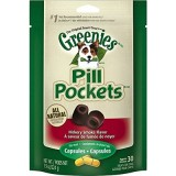 Greenies® Pill Pockets® Capsule Hickory Smoke Flavor