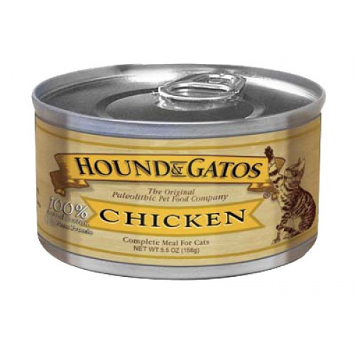 Hound And Gatos Canned Cat Food Review