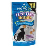 Pro Pac® Tempting Tidbits™ Crunchy Treats Tuna and Whitefish