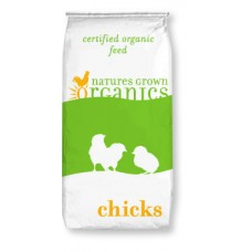 Nature's Grown Organics Chick Starter Chicken Feed
