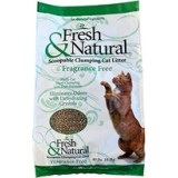 Fresh & Natural™ Fragrance Free Clumping Cat Litter